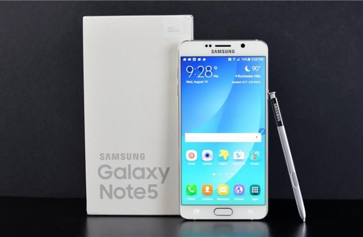 Galaxy Note 5 İnceleme